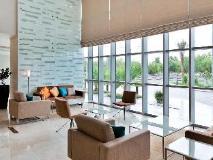 Novotel Abu Dhabi Gate Hotel: lobby