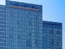 Novotel Abu Dhabi Gate Hotel: exterior