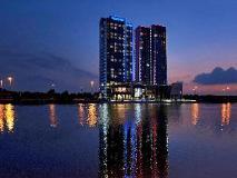Novotel Abu Dhabi Gate Hotel: view