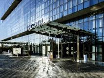 Novotel Abu Dhabi Gate Hotel: entrance