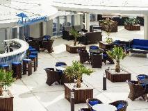 Novotel Abu Dhabi Gate Hotel: pub/lounge