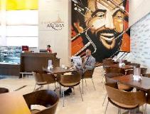 Novotel Abu Dhabi Gate Hotel: interior