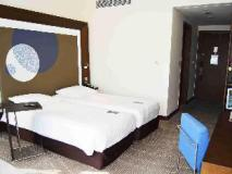 Novotel Abu Dhabi Gate Hotel: guest room