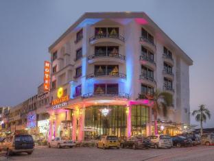 아레나아 바틱 부티크 호텔