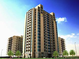 아비도스 호텔 아파트먼트 두바이랜드