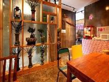 Hotel Yaja Ingye: restaurant