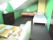 Klimalı Yeşil Oda