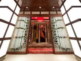Hotel Coco Grand Ueno Shinobazu Tokyo - Entrance