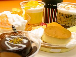 Hotel Coco Grand Ueno Shinobazu Tokyo - Food and Beverages