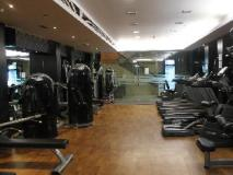 Palm Spring A Boutique Hotel: fitness room