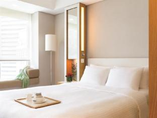 Hotel Jen Hong Kong هونج كونج - غرفة الضيوف