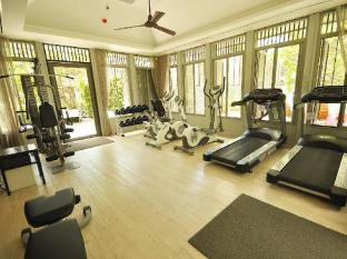 1-Bed Apartment at National Stadium BTS Station Bangkok - Fitness Room