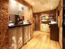 Plum Hotel: reception