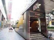 Budget Hostel Hong Kong: floor plans