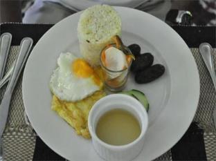 ヴィガン プラザ ホテル ビガン - レストラン