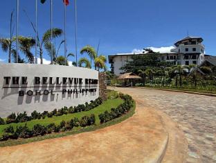 The Bellevue Resort Bohol - Entrance