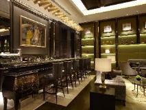 The Okura Prestige Taipei Hotel: pub/lounge