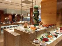 The Okura Prestige Taipei Hotel: buffet