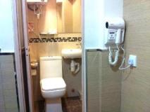 Motel Double Yield: bathroom