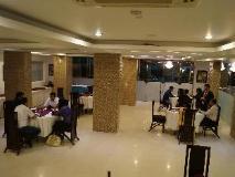 Le Crescent Hotel: restaurant