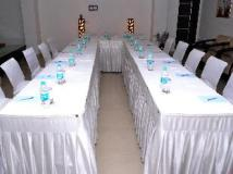 Le Crescent Hotel: meeting room