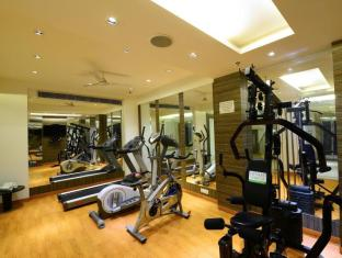 Hotel City Star New Delhi - Fitnessruimte