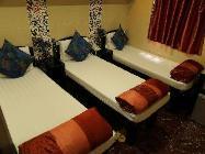 Háromszemélyes szoba (3 egyszemélyes ággyal)