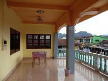 Souankhamphone Guesthouse: interior