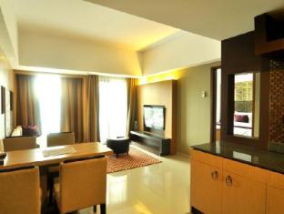Hotel Horison Seminyak Bali Bali - Living Room