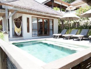 Bersantai Villas Lembongan Bali - KUNDALINI POOL