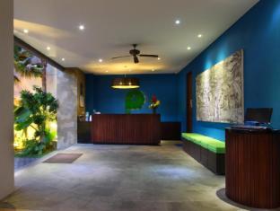 普拉哈酒店 巴厘岛 - 接待处