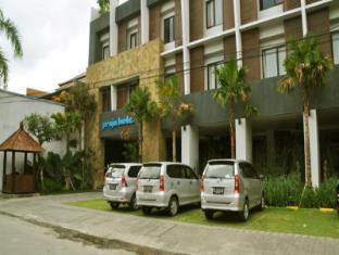 Praja Hotel Bali - Bahagian Luar Hotel