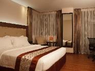 Phòng Deluxe giường Queen