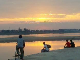 Vientiane Travellers House Vientiane - Omgeving