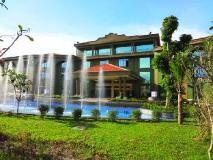 Dork Jumpa Hotel: interior