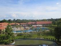 Dork Jumpa Hotel: view