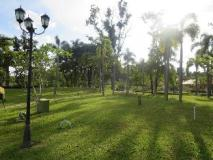 Dork Jumpa Hotel: garden