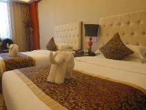 Dork Jumpa Hotel: guest room