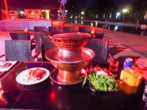 Dork Jumpa Hotel: buffet