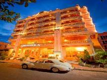 Dhavara Boutique Hotel: building