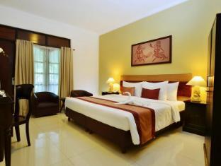 Sarinande Hotel באלי - חדר שינה