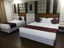 Hotel Mayur: guest room