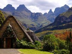 Cathedral Peak Hotel | South Africa Budget Hotels