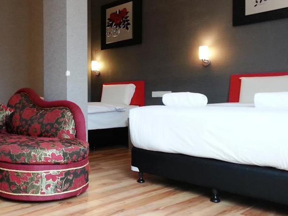 イポー ブティック ホテル6
