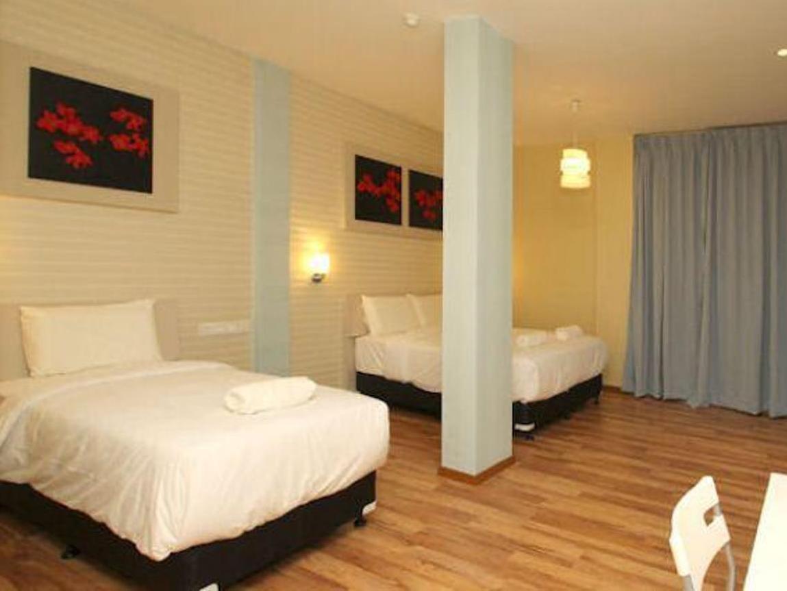 イポー ブティック ホテル11