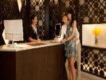 Singapore Hotel | reception