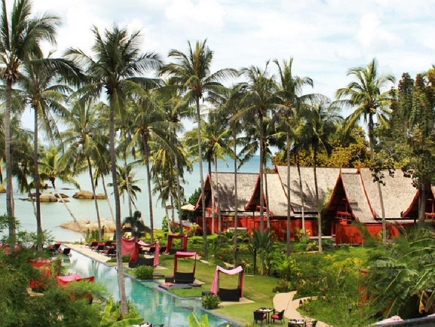 Kupu Kupu Phangan Beach Villas & Spa by L'Occitane42