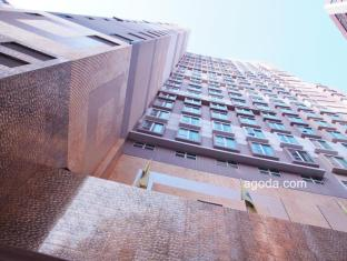 Best Western Grand Hotel Хонконг - Фасада на хотела