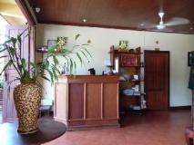 Villa Champa: reception