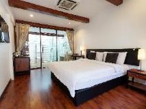 Mandala Boutique Hotel: guest room